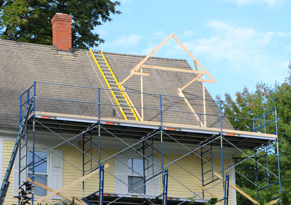 home residential construction